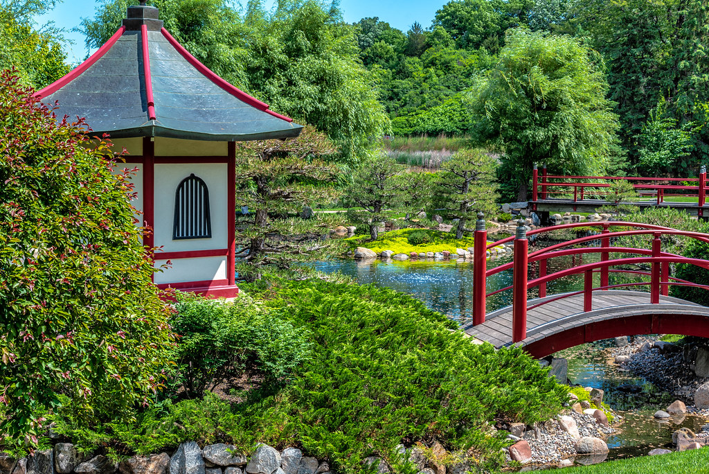 ... Japanese Garden Normandale College MN | by donald kisseberth