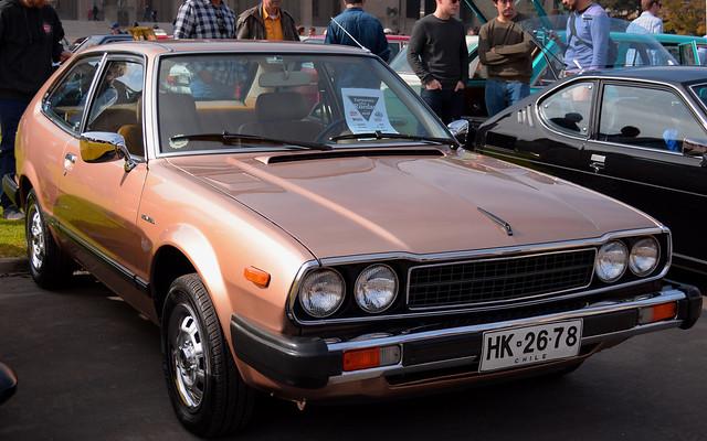Honda Accord 1.6 Hondamatic 1981