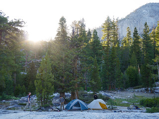 Camp 2 near Echo Creek   by snackronym