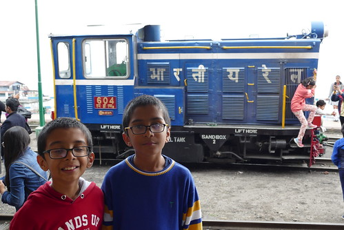 Darjeeling Toy Train | by Ankur Panchbudhe