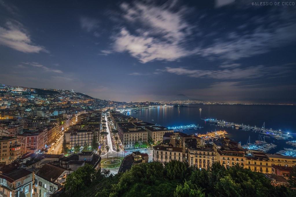 Terrazza Delle 13 Discese Napoli Napoli Alessio De