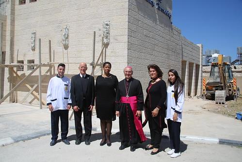 Cardinal Foley Hall Project Launch