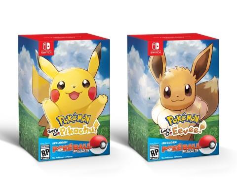 Switch_PokemonLetsGo+PokeBallPlus_Pikachu_Eevee_pkg