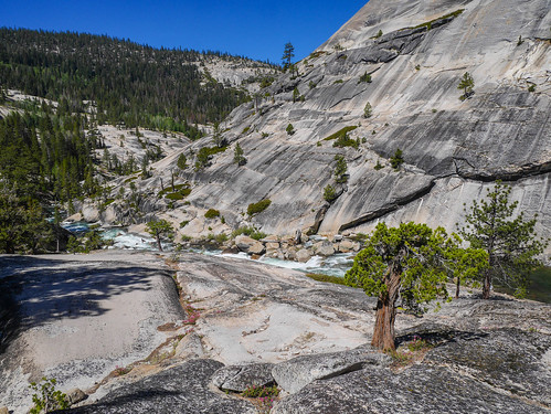 Yet more granite + the Merced | by snackronym