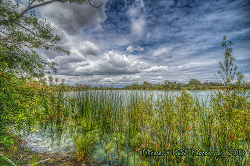 """southerncalifornia lakemarchado harborcityca lake clouds sky """"canonflickraward"""