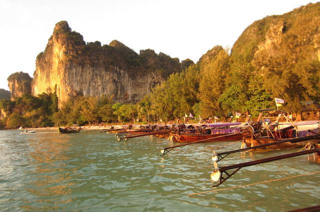 Ao Nang Krabi (Tailandia)