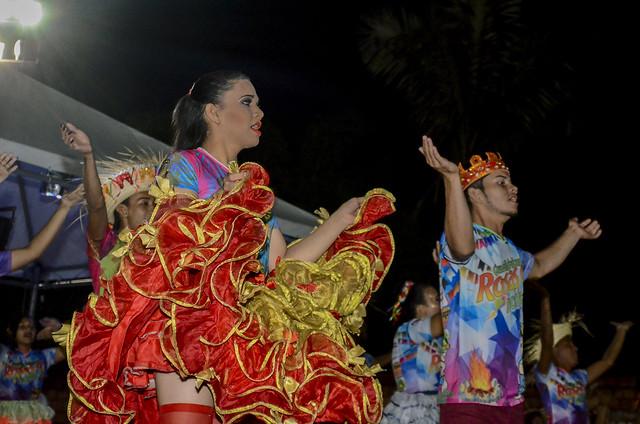 Circuito dos Festivais Folclóricos nos Bairros acontece em sete locais neste fim de semana