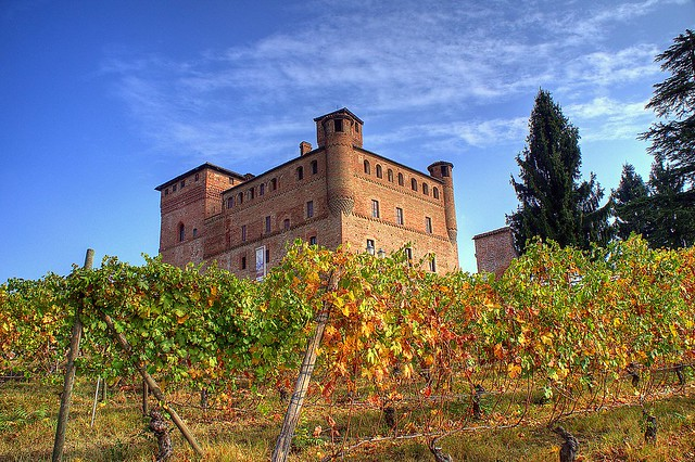 Castello di Grinzane#Langhe#Cuneo#IItaly
