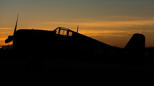 dawn planesoffame sunrise grummanf6f5hellcat chino california n1078z vf19