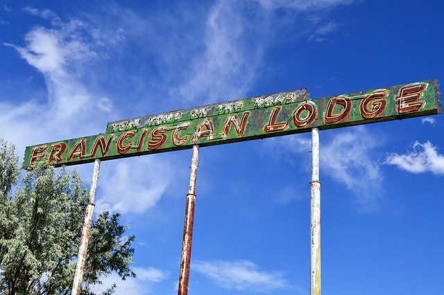S3 P1605-16 Franciscan Lodge  Your home on the Road,  Grants NM