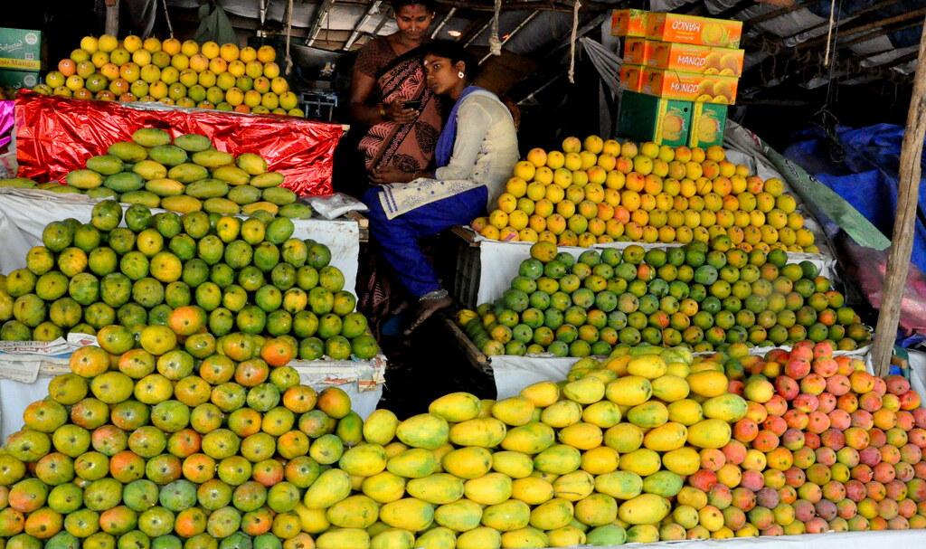 Mango Stall 2
