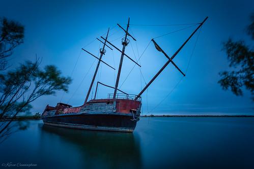 2018 jordanstationshipwreck lagrandehermine lakeontario pirateship sunrise lincoln ontario canada ca img1277e canon6d