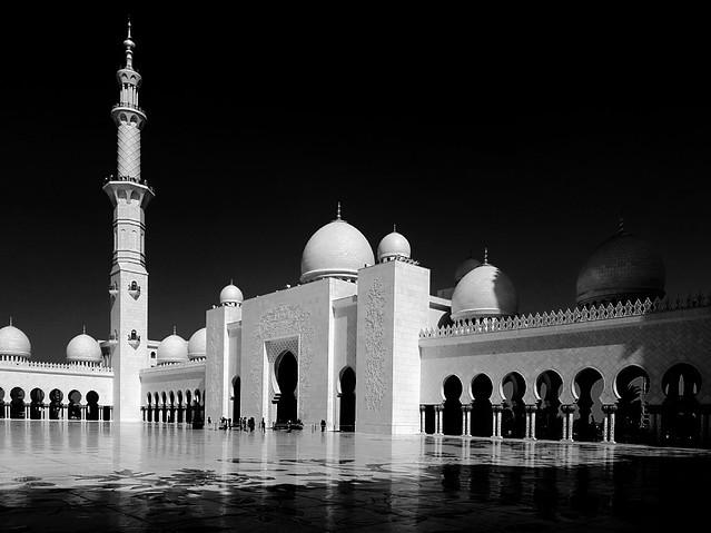 Mosquée Cheikh Zayed - Abu Dhabi