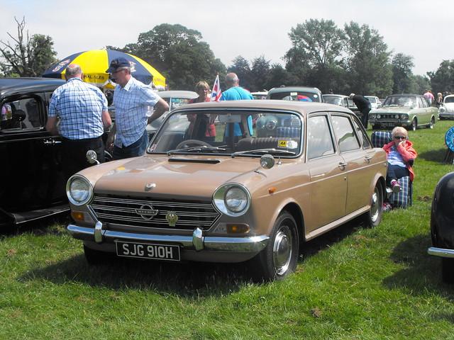 Morris 1800 - SJG 910H (1)