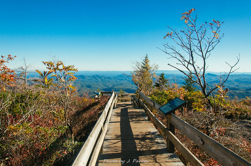 Boardwalk on the Top of the World