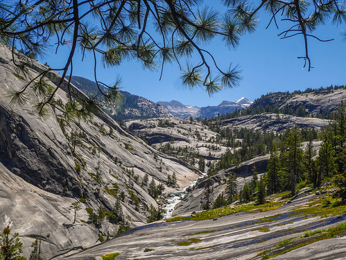 Looking back up Merced Canyon | by snackronym