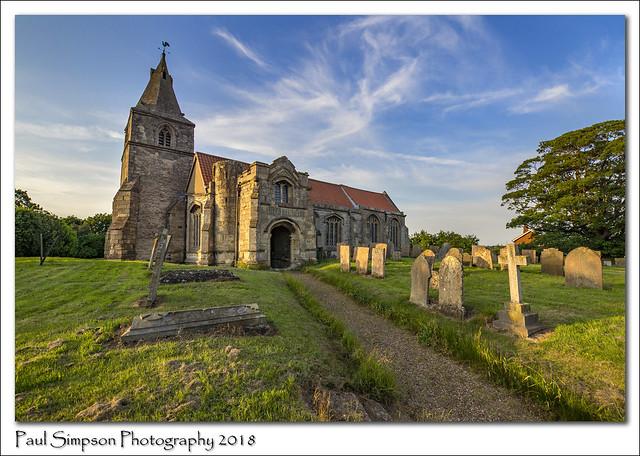 St Giles, Holme, Nottinghamshire