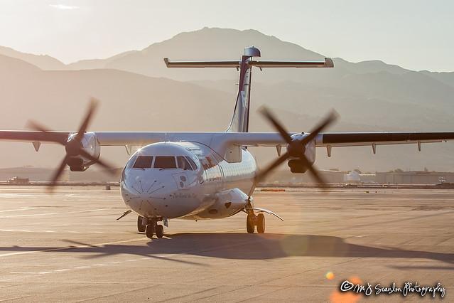 N901FX FedEx Feeder   ATR 42-320(F)   Salt Lake City International
