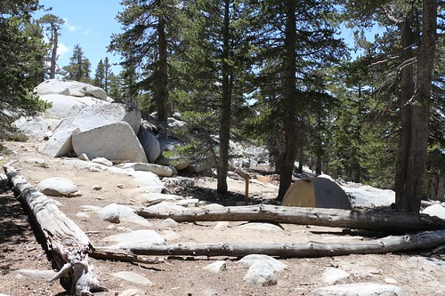 300 Our campsite, Cooper's Nest, in the Little Round Valley Campground | by _JFR_