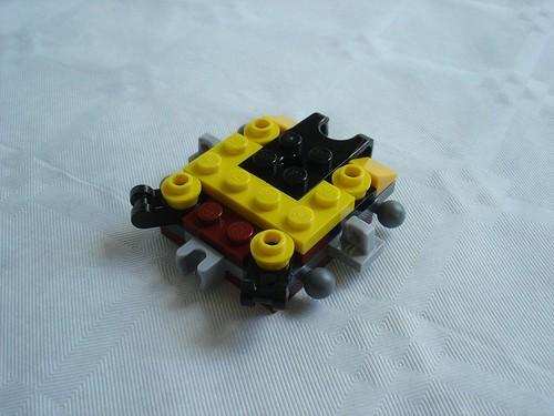 31073 - Model1 thorax base | by fdsm0376