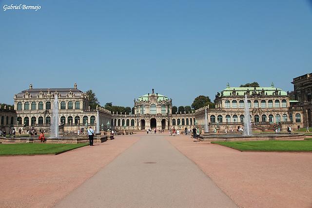 Palacio barroco - Dresde