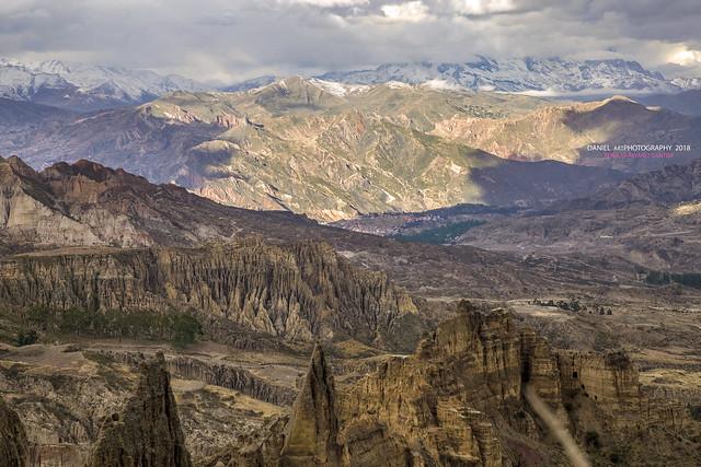 Cordillera maravillosa