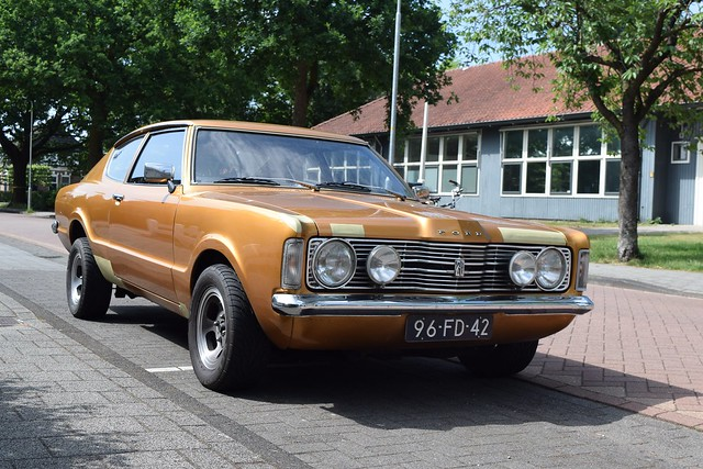 Ford Taunus 1600L Coupe 1975