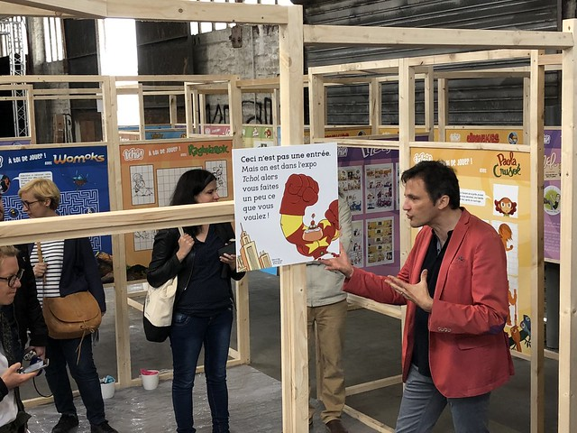 Rendez-vous de la BD d'Amiens 2018