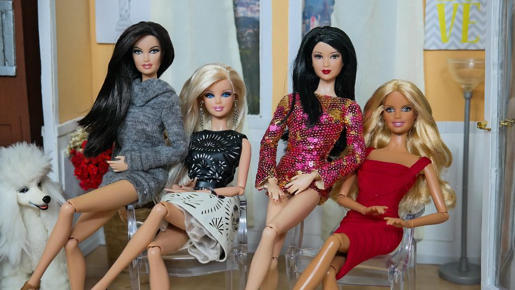 Barbie baba randi