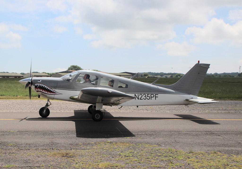 N235PF Piper PA-28 Cherokee 235 Pathfinder C/n 28-7410083