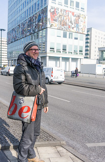 """Our Life"" by Walter Womacka (1964) - AirBnB Experience - Walking Tour with a Journalist to Discover East Berlin, March 2018 