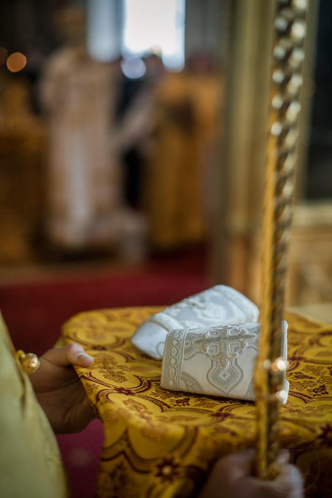 9 июня 2018, Литургия. Хиротония во диакона Михаила Проходцева / 9 June 2018, Divine Liturgy. The ordination to the diaconate of Michael Prokhodtsev
