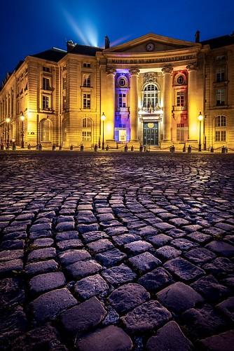 Mairie du 5eme arrondissement, Paris