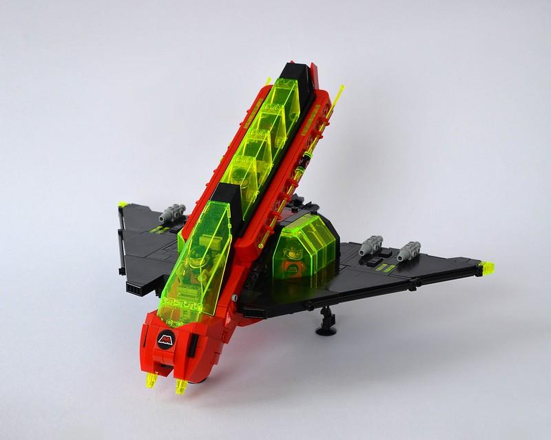 M:Tron Command Lander