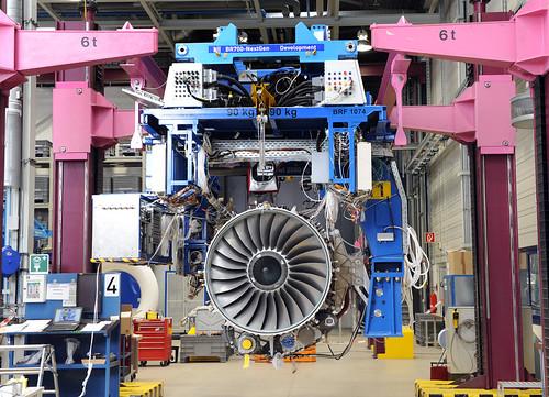 Rolls-Royce Pearl 15 engine