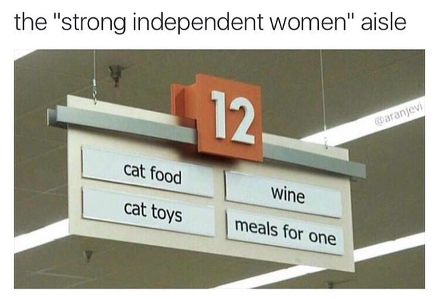 Independent shopping
