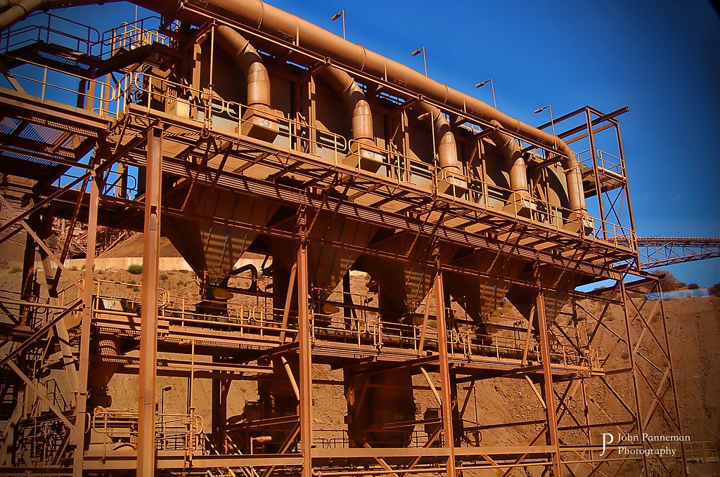 Mount Tom Price Mine (Rio Tinto Iron Ore) Hamersley Range,… | Flickr