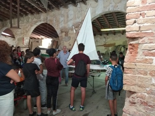 Visita Talaia. 14 de juny de 2018