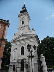 Novi Sad, Serbia - Serbian Orthodox Church