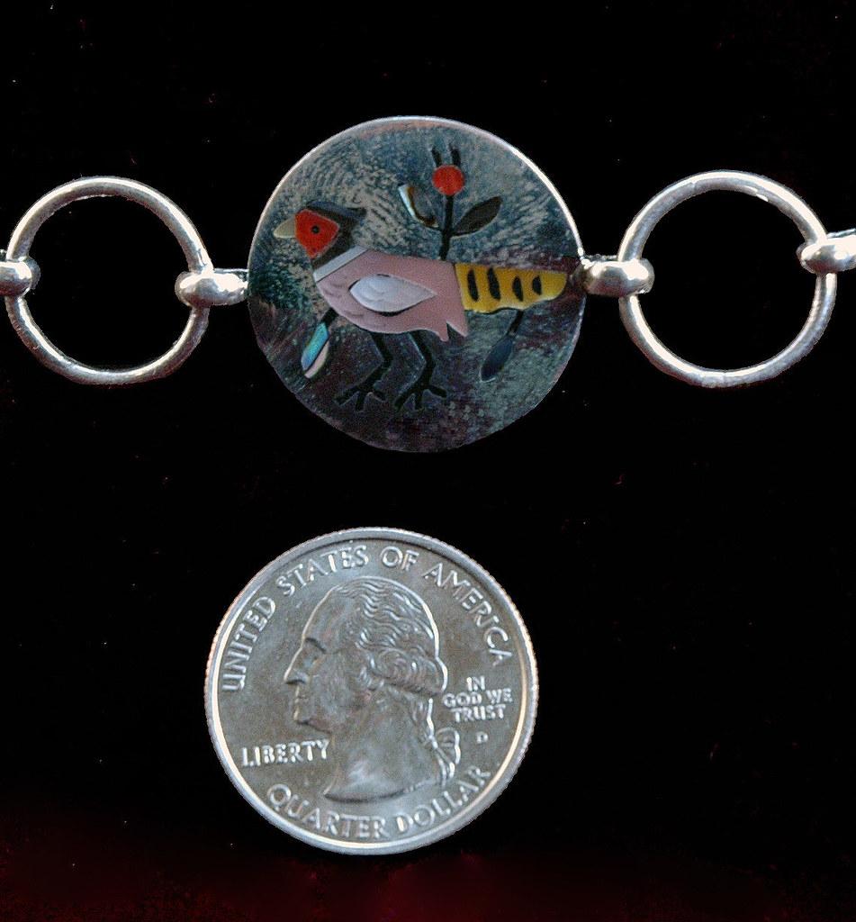 Native American Jewelry Quarter Comparison DSC_0016 | Flickr
