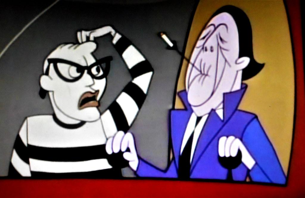 Dick tracy cartoon show