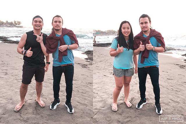 with Yael Yuzon of Sponge Cola
