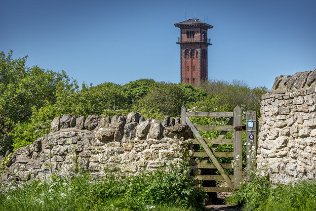 Cleadon Water Tower, South Tyneside