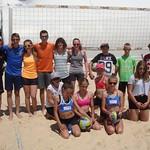 Beach Schülerturnier 2018