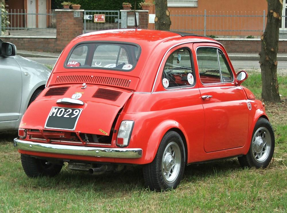 Fiat 500 R 1973 Filippo Flickr
