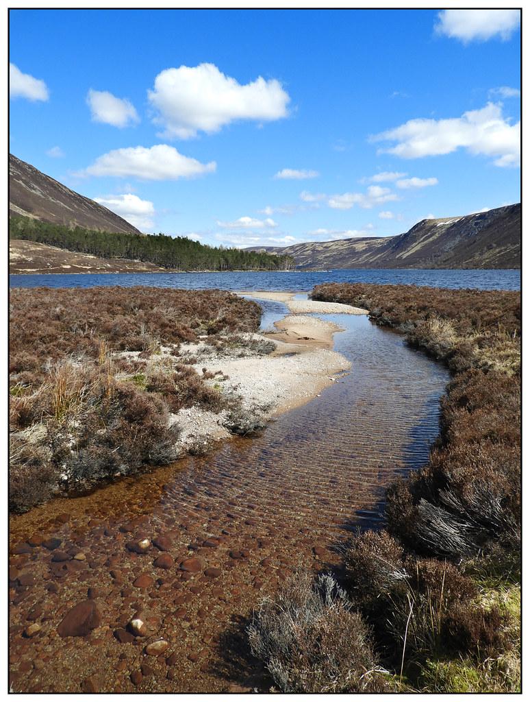 Loch Muick, Aberdeenshire.