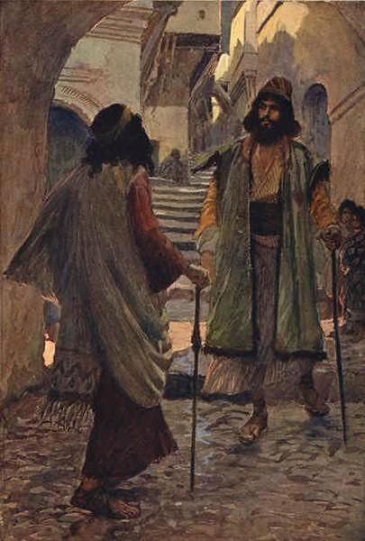 242 2 402 Saul Meets With Samuel 1 Samuel 9 17 Gouache O Flickr