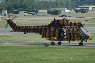 RAF Puma XW231