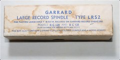 Garrard Large Record Spindle LRS2
