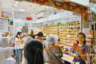 2018 Singapore. Tourists shopping accessories in Bugis Street. | by Wing Yau Au Yeong